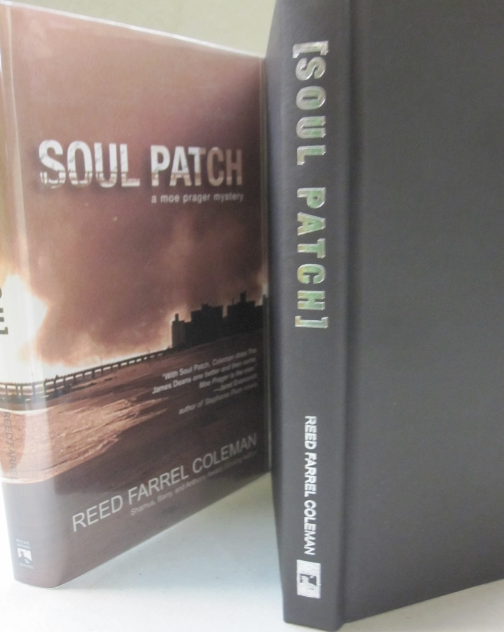 Soul patch a Moe Prager mystery. Reed Farrel Coleman.