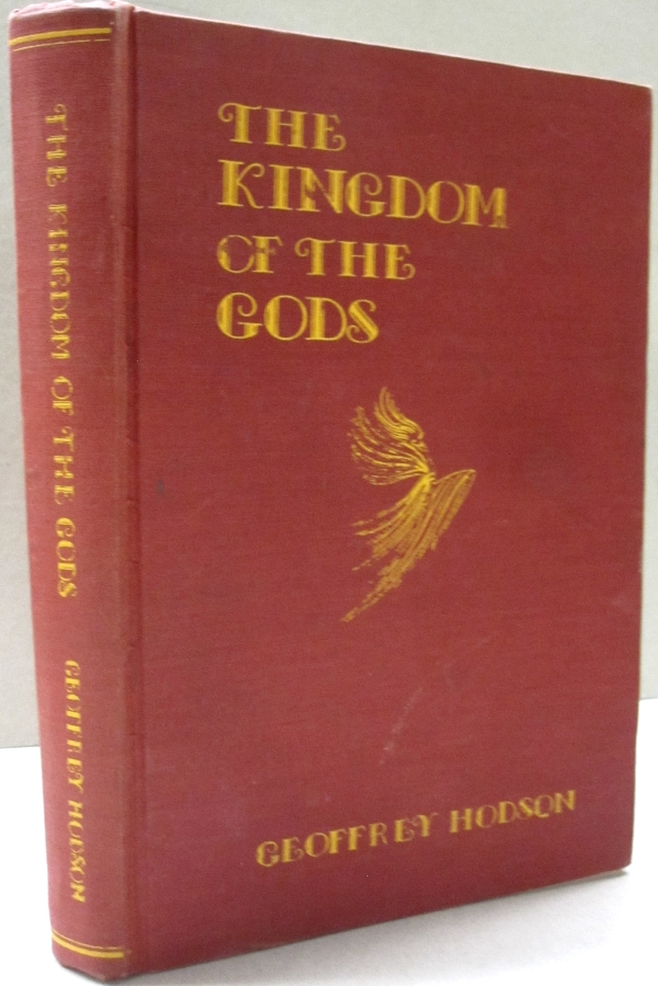Kingdom of the Gods. Geoffrey Hodson.
