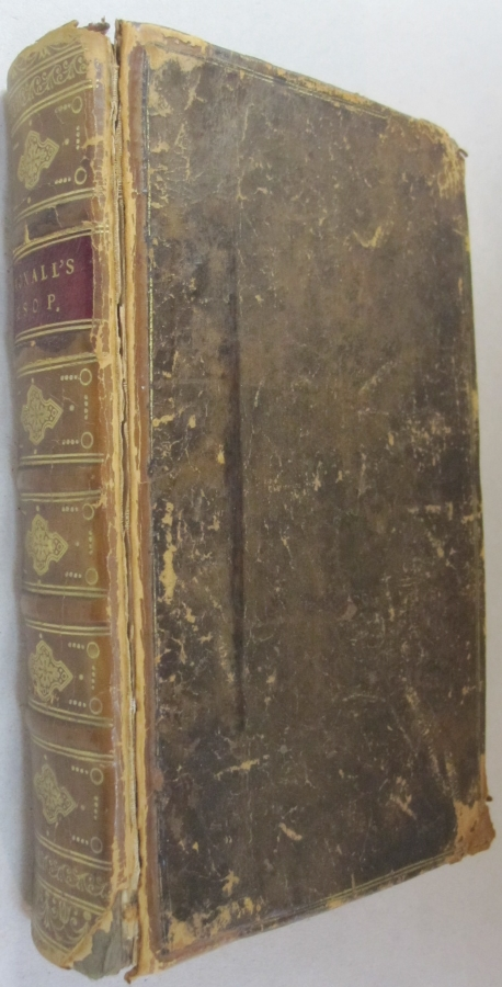 Fables of Aesop and Others; Newly done into English with an Application to each Fable Illustrated with CUTTS. Aesop, Croxall.