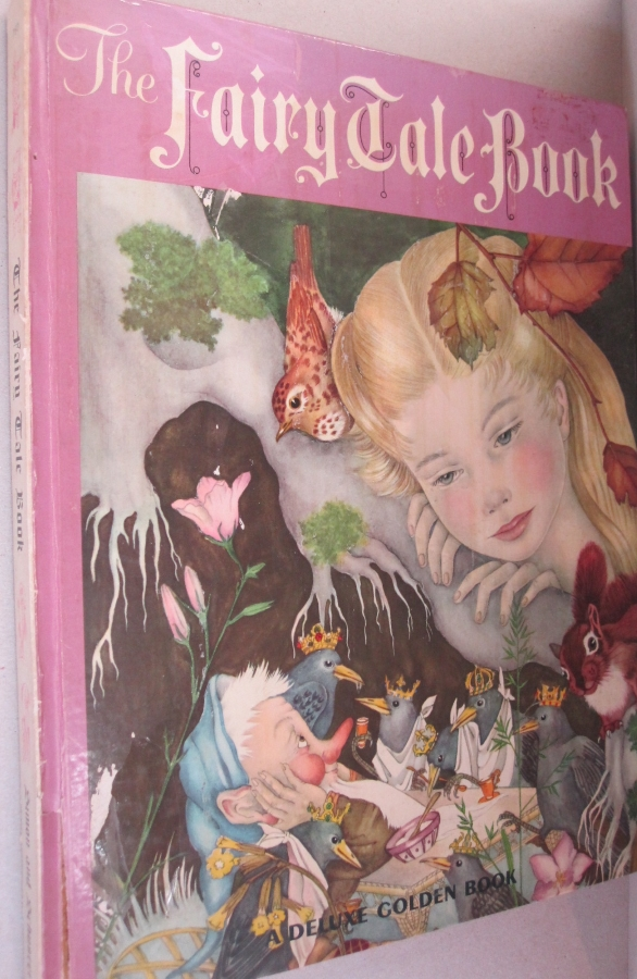 The Fairy Tale Book; A Selection of Twenty-eight Traditional Stories from the French, German, Danish, Russian and Japanese. Hans Christian Andersen Grimm Brothers, Madame la Comtesse de Segur, Madame Leprince de Beaumont, Madame d'Aulnoy, Charles Perrault.