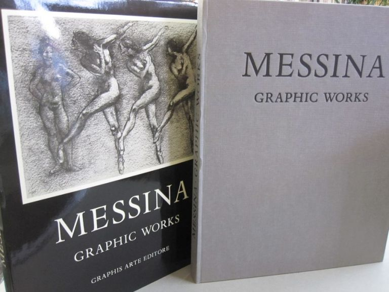 Francesco Messina Graphic Works ; Drawings, pastels and lithographs from 1930 to 1973. Guido Guastalla, English, Dermot T. Cooke.