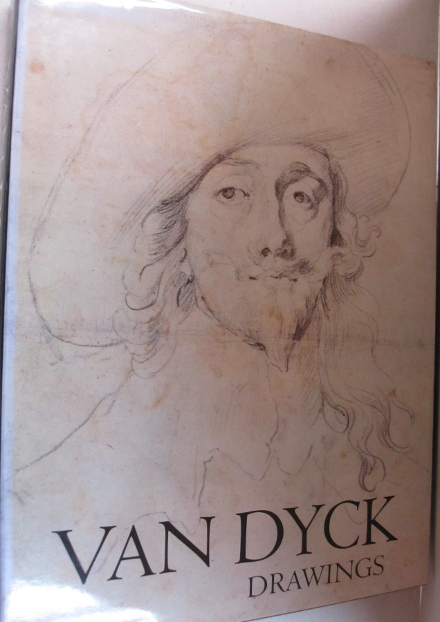 Van Dyck Drawings. Christopher Brown.