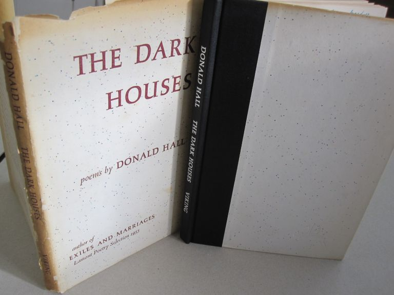 The Dark Houses. Donald Hall.