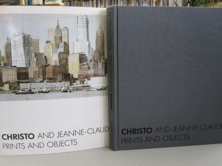 Christo und Jeanne- Claude. Prints and Objects 1963-95; A Catalogue Raisonne'. Christo.