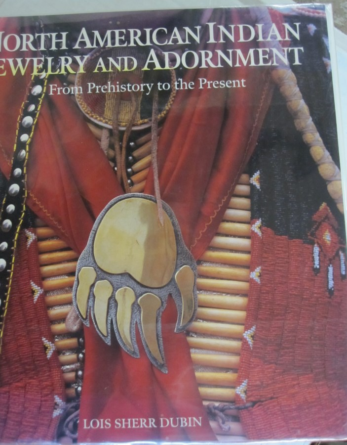 North American Indian Jewelry and Adornment. Lois Sherr Dubin.