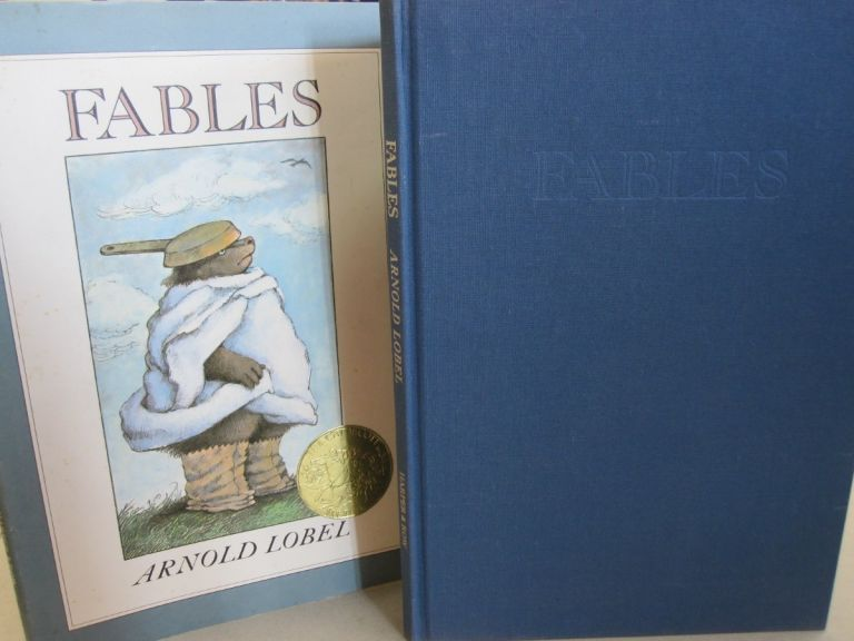 Fables. Arnold Lobel.
