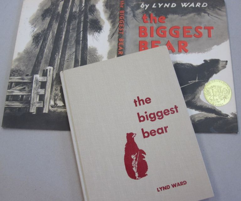 The Biggest Bear. Lydn Ward.