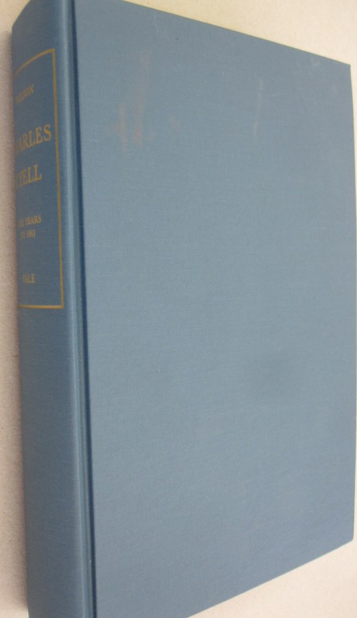 Charles Lyell The Years to 1841: The Revolution in Geology. Leonard G. Wilson.