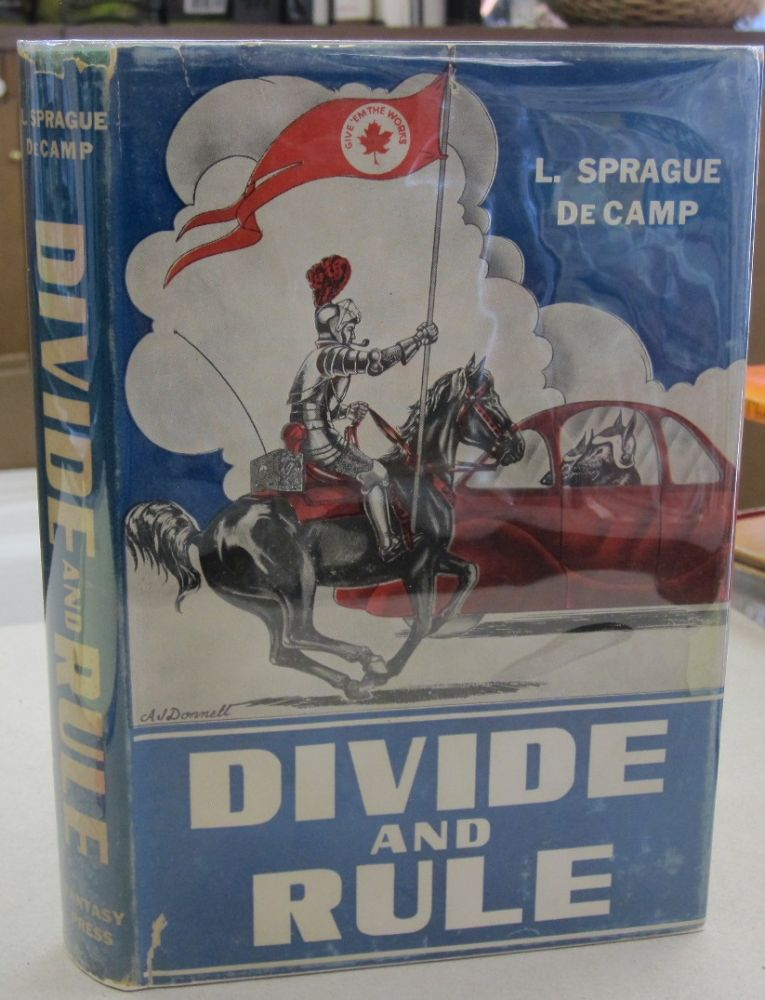 Divide and Rule. L. Sprague DeCamp.