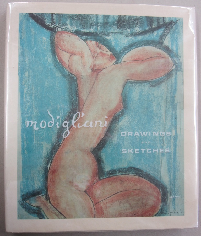 Modigliani; Drawings and Sketches. Franco Russoli.