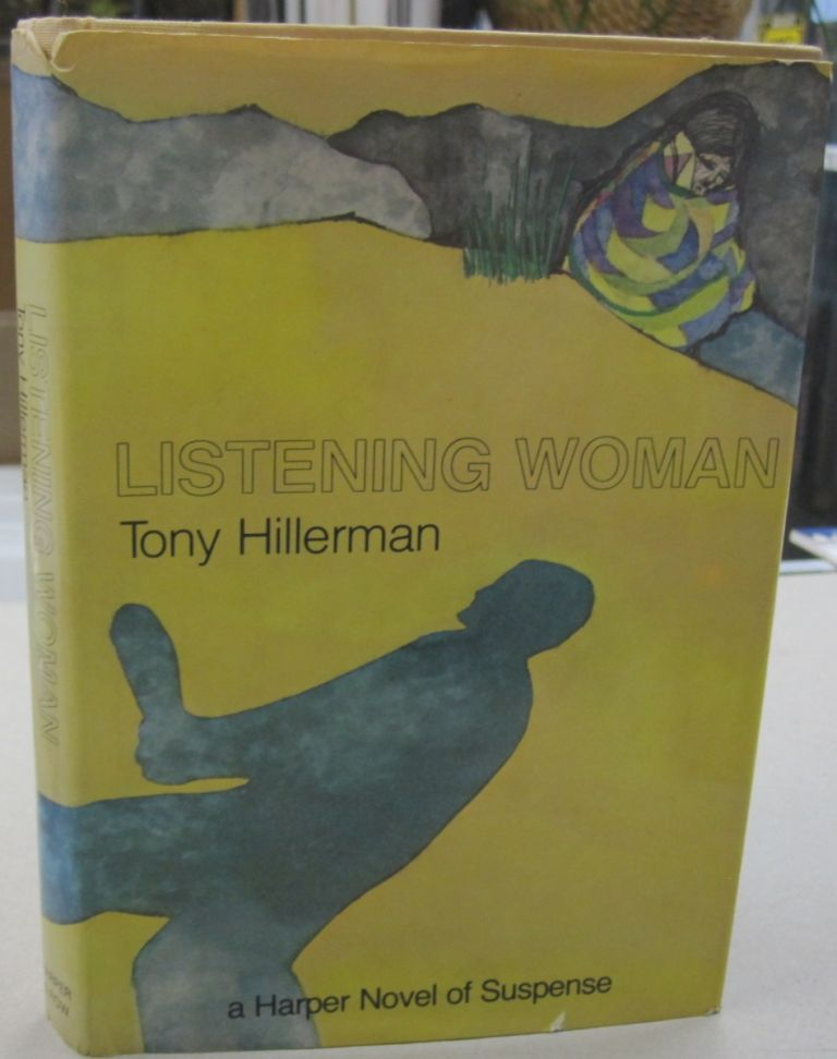 Listening Woman. Tony Hillerman.