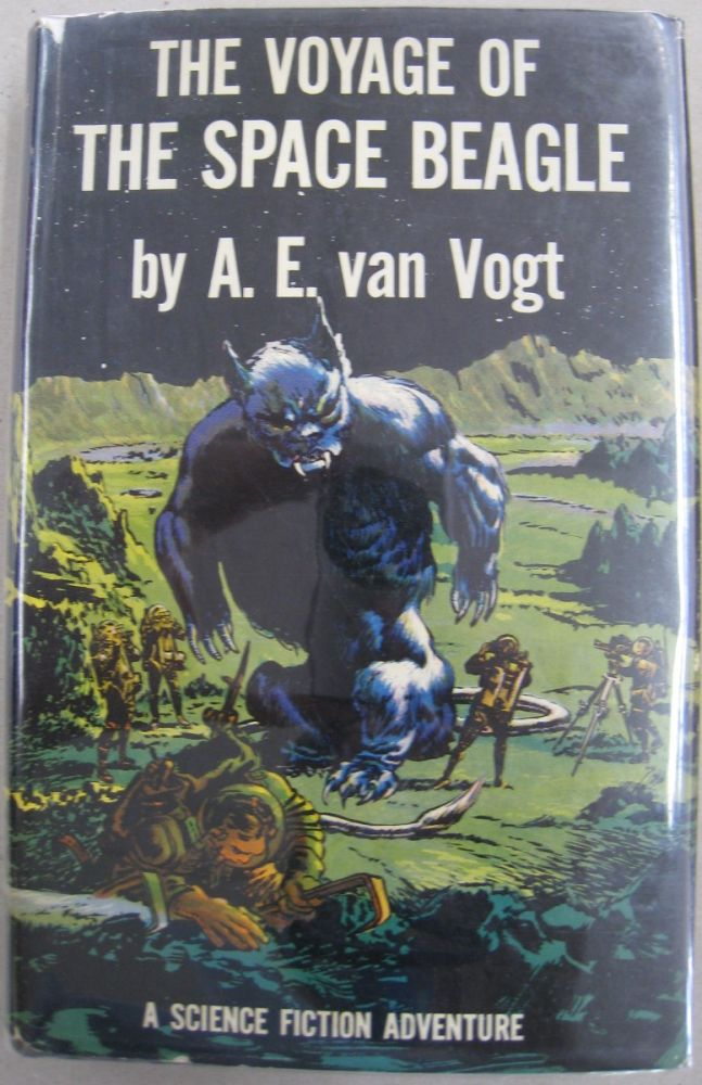 The Voyage of the Space Beagle. A E. van Vogt.