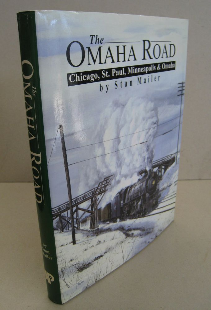The Omaha Road Chicago, St. Paul, Minneapolis & Omaha. Stain Mailer.