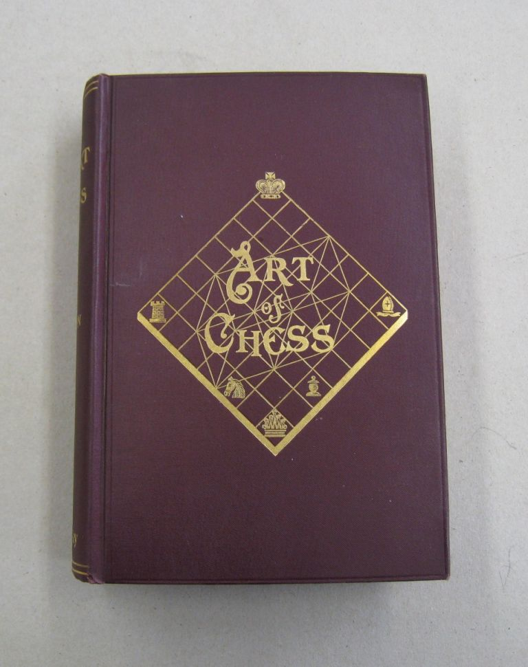 The Art of Chess. James Mason.