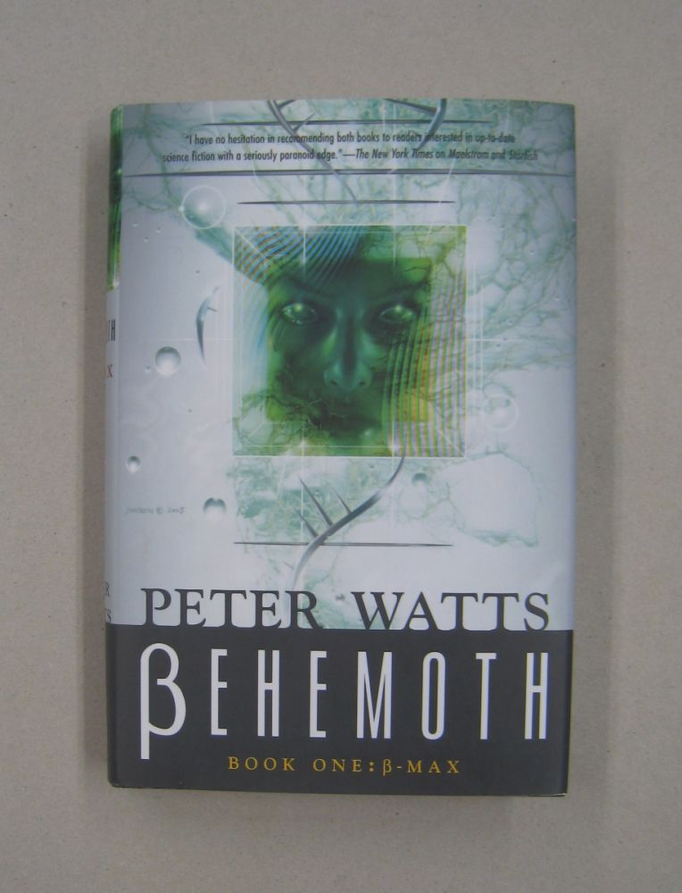 Behemoth B-Max. Peter Watts.