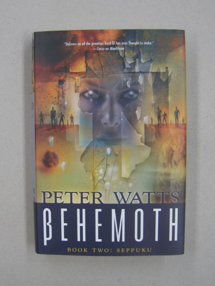 Behemoth Seppuku. Peter Watts.