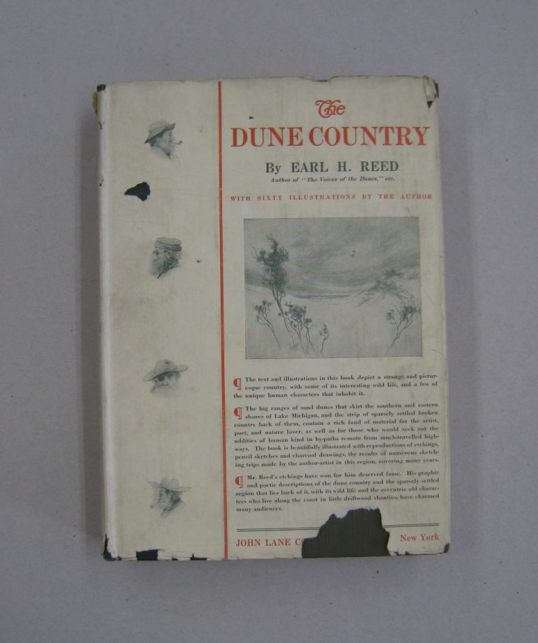 The Dune Country. Earl H. Reed.