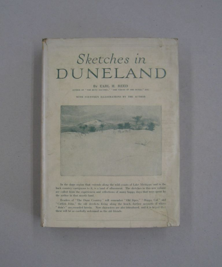 Sketches in Duneland. Earl H. Reed.