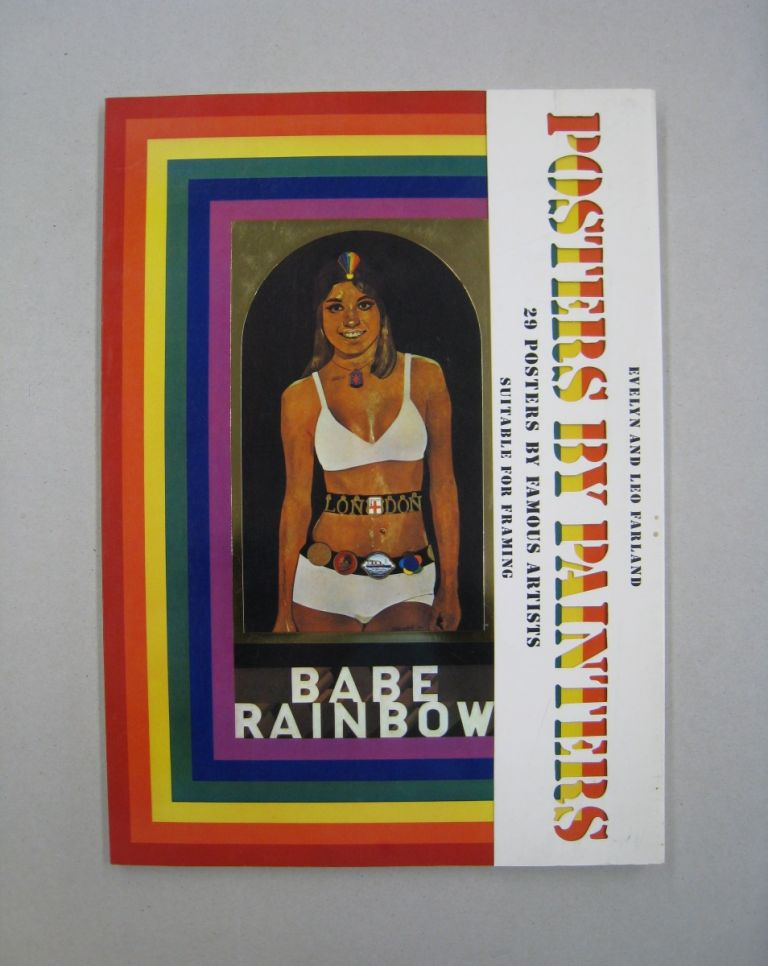 Posters by Paintings Babe Rainbow; 29 Posters by Famous Artists. Evelyn, Leo Farland.