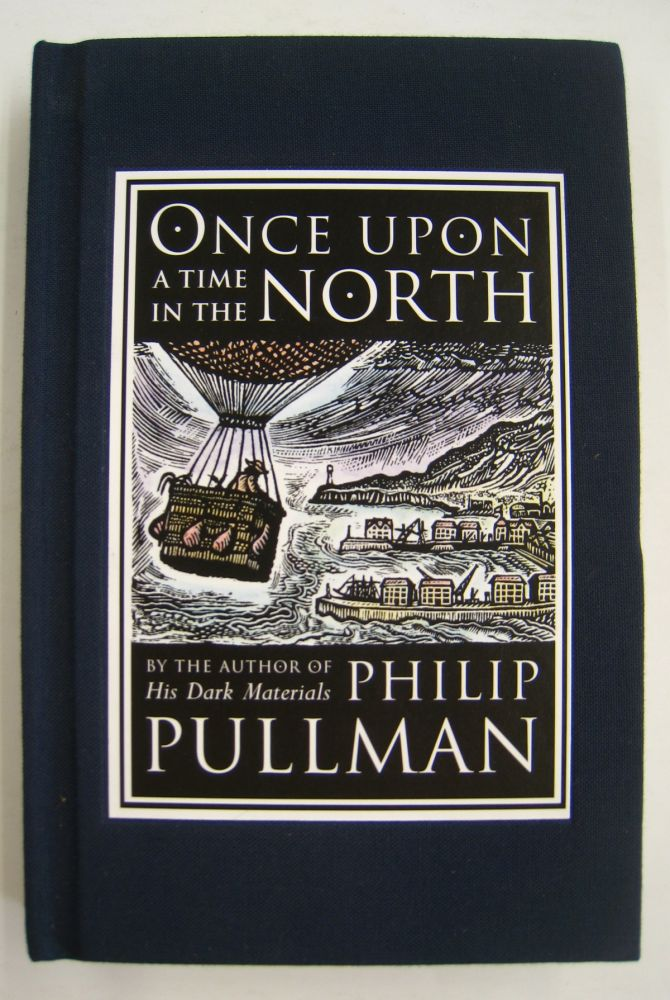 Once Upon a Time in the North. Philip Pullman.