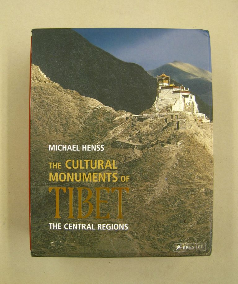 The Cultural Monuments of Tibet The Central Regions The Central Tibetan Province of U and The Southern Tibetan Province of Tsang two volume set. Michael Henss.