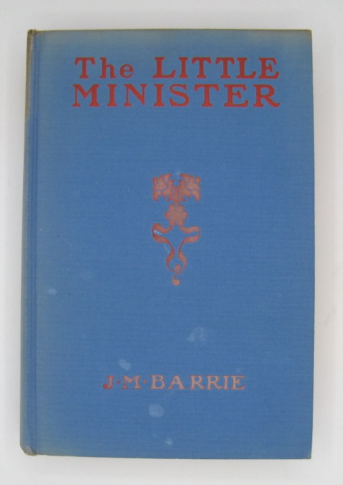 The Little Minister.; PHOTO-PLAY EDITION. J M. Barrie.