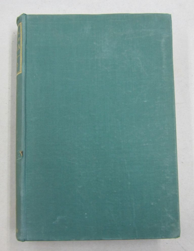 A Medical History of Persia and the Eastern Caliphate; From the Earliest Times Until the Year A. D. 1932. Cyril Elgood.