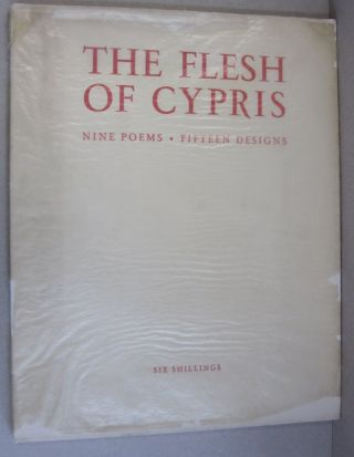 The Flesh of Cypris. John Gawsworth