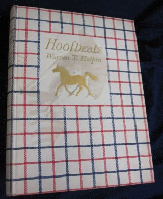 Hoofbeats; Drawings and Comments. Warren T. Halpin