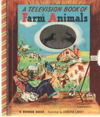 A Television Book of Farm Animals