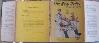 The New Order. Arthur Szyk, Roger W. Straus Jr.