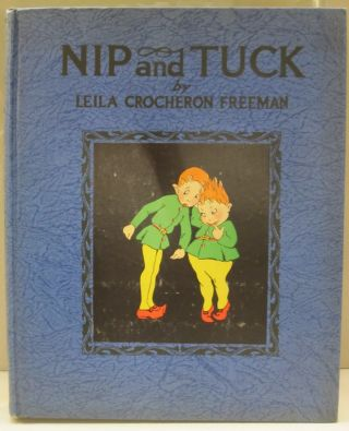 Nip and Tuck. Leila Crocheron Freeman