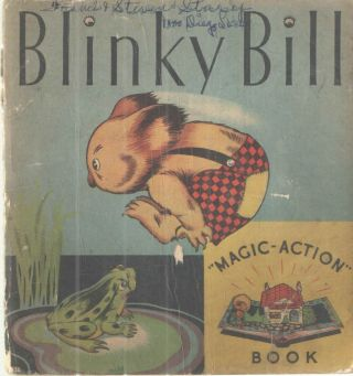 Blinky Bill.
