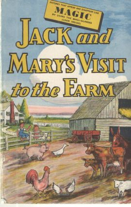 Jack and Mary's Visit to the Farm.