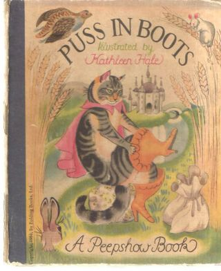 Puss in Boots ; A Peepshow Book