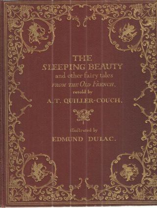 The Sleeping Beauty and other Fairy Tales. A T. Quiller-Couch