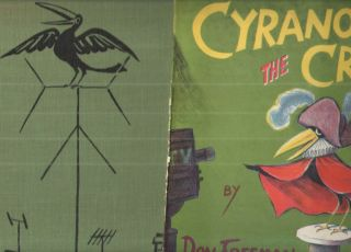 Cyrano the Crow. Don Freeman