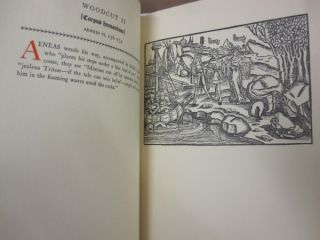 "Descensus Averno Fourteen Woodcuts Reproduced from Sebastian Brant's Virgil; Fourteen Woodcuts from Virgil's ""Hell"""