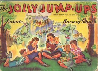 The Jolly Jump-Up Favorite Nursery Stories.