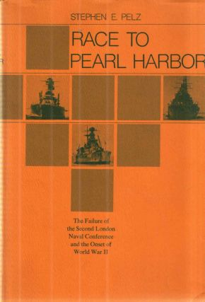 Race to Pearl Harbor; The Failure of the Second London Naval Conference and the Onset of World War II