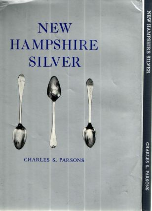 New Hampshire Silver. Charles S. Parsons
