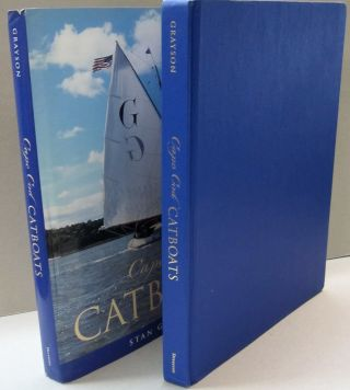Cape Cod Catboats. Stan Grayson