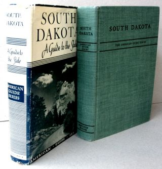 South Dakota; A guide to the State. M. Lisle Reese