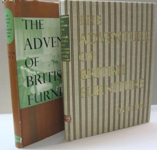 The Adventure of British Furniture 1851-1951. David Joel