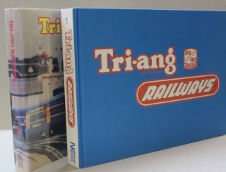 Tri-Ang Railways 1950-1965; The Story of Rovex. Volume 1 1950-1965