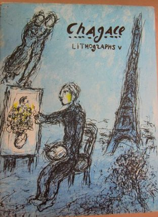 Chagall Lithographs 1974-1979. Charles Sorlier