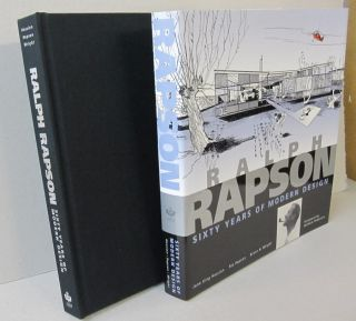 Ralph Rapson; Sixty Years of Modern Design. Rip Rapson Jane King Hession, Bruce N. Wright.