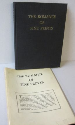 The Romance of Fine Prints. Alfred Fowler