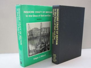 Inshore Craft of Britain in the Days of Sail and Oak; Volume 2. Edgar J. March