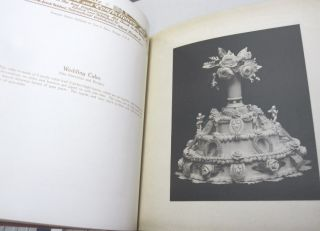 Practical Cake and Confectionery Art; Pra-Ca-Coa Best and Largest Baker's and Confectioner's Book in the world